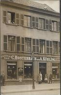 Sattel Und Geschirr Fabrik  Hosterra  A Kübling - Geschäfte