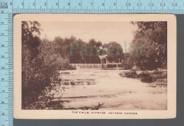 Napanee  Ont. Canada- The Falls Tongswood, Ontario, PUB: Irwin Specialty -  CPA - Ontario