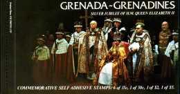 Grenade-Grenadines Carnet C194** Jubilee Elisabeth II - Grenada (1974-...)