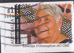 2017. AUSTRALIAN DECIMAL. Australian Legends. $1. L O'Donoghue. AC. CBE. P&S. FU. - 2010-... Elizabeth II