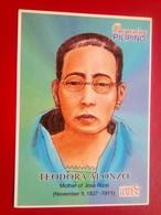 Teodora Alonzo - Philippines