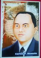 Carlos P Romulo - Philippines