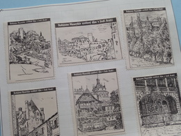 EASTERN EUROPE Identify ( Sluitzegels Timbres-Vignettes Picture Stamps Verschlussmarken : Zie Foto's ) ! - Timbres