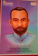 Miguel Malvar - Philippines