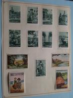 KARLOVY VARY ( LATVIJA ) > Identify ( Sluitzegels Timbres-Vignettes Picture Stamps Verschlussmarken : Zie Foto's ) ! - Timbres