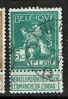 110  Obl  Lankbaar  + 4 - 1912 Pellens