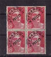 France . Prèobitéré Marianne  N°96  Neuf  XX Bloc De 4 Exemplaires - 1893-1947