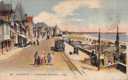 La Baule (44) - Le Boulevard Hennecart - La Baule-Escoublac