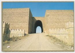 NEMRUD  NINEVAH NINIVE IRAQ, LA MASQA GATE , Vintage Old Photo Postcard - Iraq