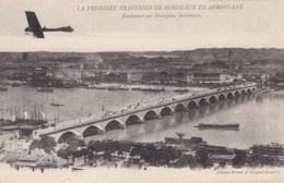 BORDEAUX - GIRONDE -  (33) - PEU COURANTE CPA. - Bordeaux