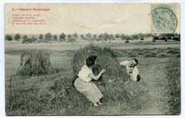 CPA - Carte Postale - Fantaisie - Couple - Galant Badinage - 1905 ( CP5043 ) - Couples