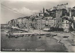 Cpsm - Golfo Di La Spezia - Porto Venere - Lungomare - La Spezia