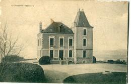 50 - Granville : La Huguette - Granville