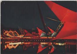 Expo Exposition Nationale Suisse, Lausanne - 11. Secteur Du Port De Nuit - Photo: Perrochet - VD Vaud