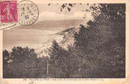 Villers Sur Mer (14) - Vue Prise De La Terrasse De La Villa Maina - Villers Sur Mer