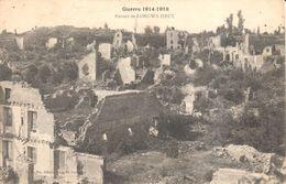 Militaria - Guerre 1914-18 - Ruines De Longwy-Haut - Weltkrieg 1914-18