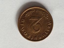 Monnaie Allemande. - [ 4] 1933-1945 : Third Reich