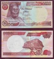 NIGERIA - 100 NAIRA Chef Obafemi Awolowo 2011 - Pick.28k - UNC/NEUF - Nigeria