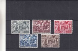 Vatican - Yvert 167 / 71 ** - MNH - Papes - Chevaux - Valeur 115 Euros - Neufs