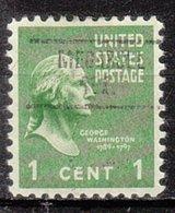 USA Precancel Vorausentwertung Preo, Locals Texas, Megargel 734 - Vereinigte Staaten