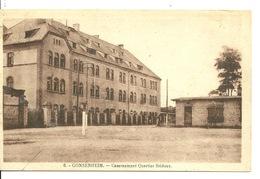 MAINZ - GONSENHEIM / CASERNEMENT QUARTIER BRIDOUX - Mainz
