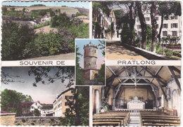 81. Gf. Souvenir De PRATLONG. 5 Vues - France