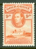 Gold Coast: 1938/43   KGVI   SG127a    9d   [Perf: 12 X 11½]    MNH - Gold Coast (...-1957)