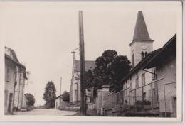 Simandre-sur-Suran (Ain) - L'Eglise Et La Poste - France
