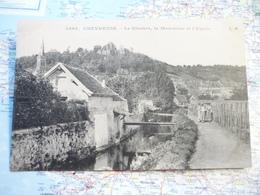 Le Clocher, La Madeleine Et L'Yvette - Chevreuse