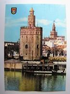 ESPANA - ANDALUCIA - SEVILLA - Torre Del Oro - Sevilla