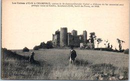 42 - CHAMPOLY -- Les Cornes D'Urfé - France