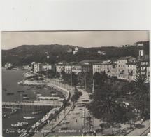 Cpsm  Lerici - Golfo De La Spezia - Langomare E Giardini - La Spezia