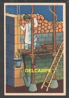 DD / ILLUSTRATEURS / RÉMY HÉTREAU / LE MAÇON (1943) / CARTE VENDUE AU PROFIT DU SECOURS NATIONAL - Illustrators & Photographers