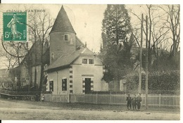 36 - CHATEAU D' ARTHON - Francia