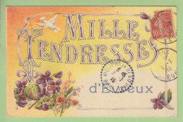 EVREUX : Mille Tendresses D'Evreux. 2 Scans. Edition Artaud & Nozais - Evreux