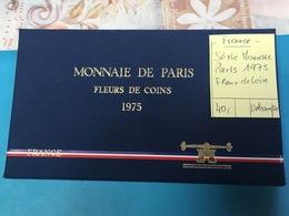 FRANCE: SERIE MONNAIE DE PARIS 1976 - FLEUR DE COIN - SUPERBE - France