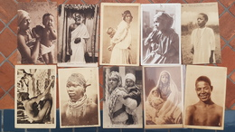 185 CPA SCENES ET TYPES AFRIQUE FEMMES ENFANTS MARCHES EGYPE SCENES DE VIE TOUTES SCANNEES COLLECTIONNEUR/REVENDEURS - 100 - 499 Postales