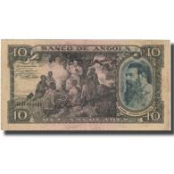 Billet, Angola, 10 Angolares, KM:78a, TB+ - Angola