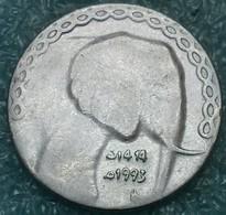 Algeria 5 Dinars, 1993 - Algérie