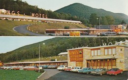 King's Motel, Restaurant And Cocktail Lounge, 1 Mile South Of Williamsport, Pennsylvania - United States