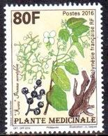 Polynésie 1128 ** Plante Médicinale Avaro 2016 - Polynésie Française
