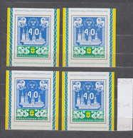 2434 K Bulgaria 1974 Philatel Exhibition STOCKHOLMIA 74 S/S ** MNH / Internationale Briefmarken-Ausstellung Bulgarie - Ongebruikt