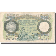 Billet, Albania, 20 Franga, Undated (1940), KM:13, TB+ - Albanie