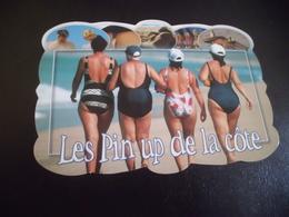 LES PIN-UP DE LA COTE - Humour