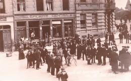 Fliegerangritt Auf Luxembourg Le 16-06-1916 - Luxembourg - Ville