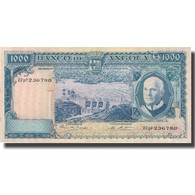 Billet, Angola, 1000 Escudos, 1970, 1970-06-10, KM:98, SUP - Angola