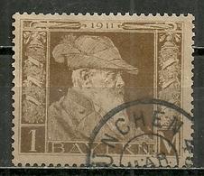 Bayern, Nr. 86 I, Gestempelt - Bavaria