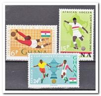 Ghana 1965, Postfris MNH, Football - Ghana (1957-...)