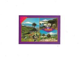 "Carte Postale El Teide Tenerife  'Islas Canarias"" Espagne Multi-vues - Espagne"