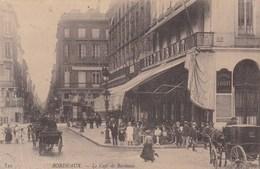 BORDEAUX - GIRONDE -  (33) - PEU COURANTE CPA TRÈS ANIMÉE DE 1905. - Bordeaux